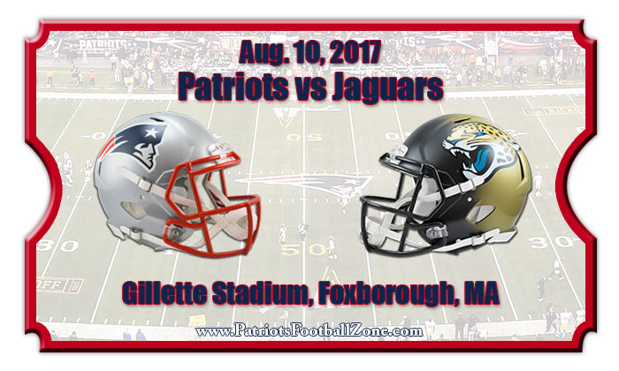 Image result for jaguars patriots preseason