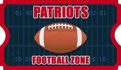 New England Patriots License Plates | Frames | Chrome | Mirrored ...